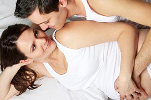 Как заниматься сексом беременной женщине.