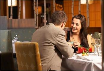Куда смотрят мужчины при первой встрече с женщиной