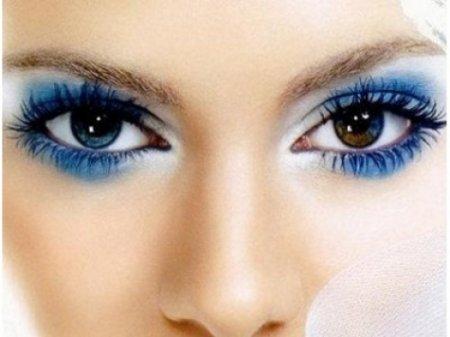 Мастер-класс по макияжу: техника увеличения глаза