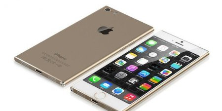 В сети появилось фото концепта iPhone 6 (фото)