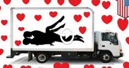 В Калифорнии запустят «Фургончик любви» с почасовой арендой