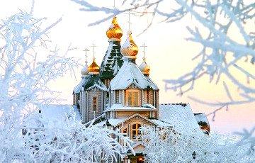 На православное Рождество - четыре выходных